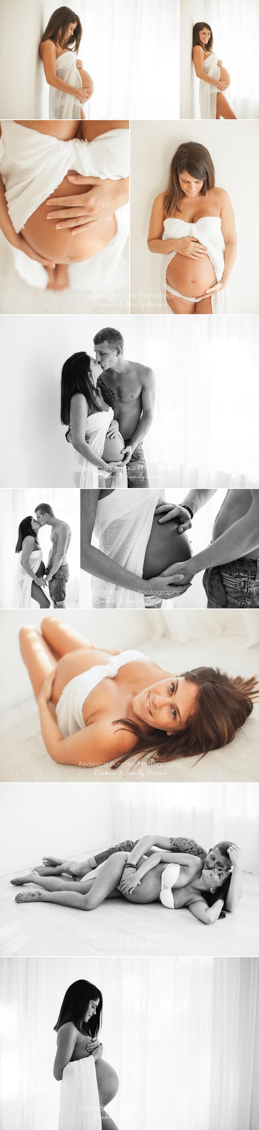 Fotografo gravidanza modena